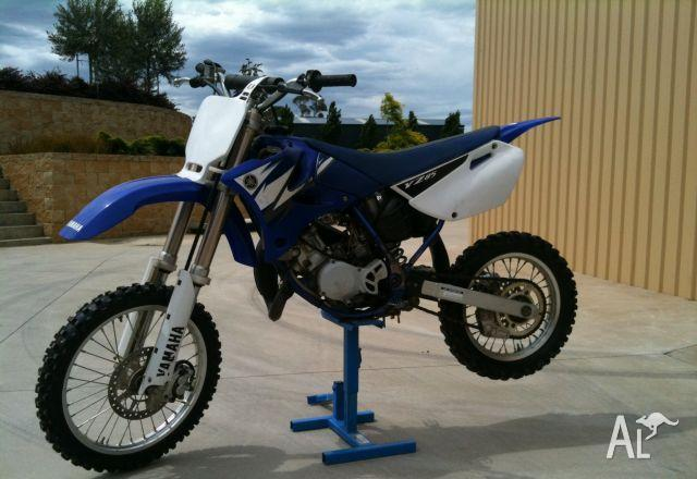 yamaha yz85 v 2007 for sale in berwick victoria
