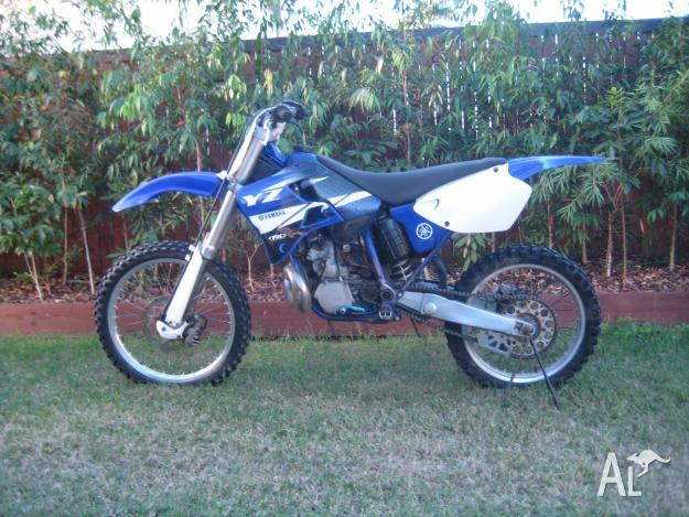 yamaha yz 250 dirt bike for sale in rockhampton queensland classified. Black Bedroom Furniture Sets. Home Design Ideas