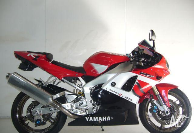 yamaha yzf r1 1000cc 2000 for sale in parramatta new. Black Bedroom Furniture Sets. Home Design Ideas