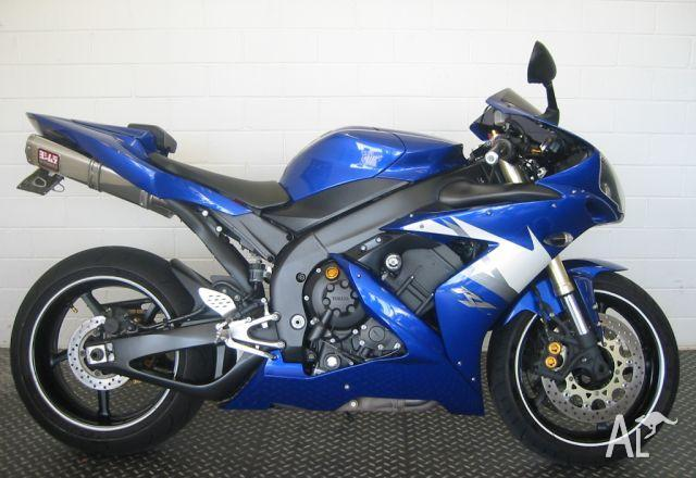 Yamaha yzf r1 1000cc t 2005 for sale in penrith new south for 2005 yamaha r1 for sale