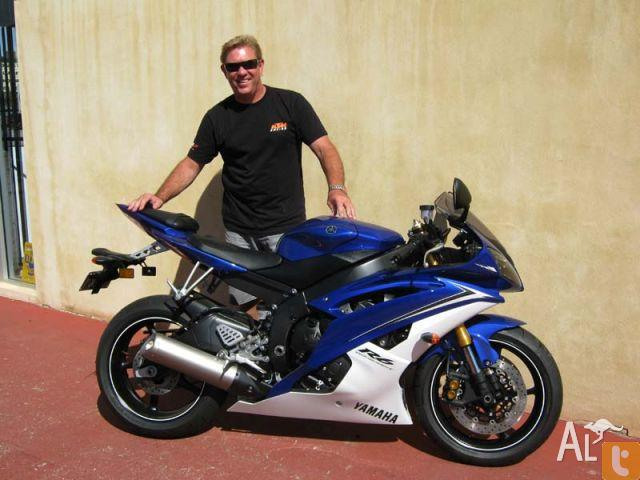 Yamaha yzf r6 600cc 2010 for sale in mandurah western for 2010 yamaha r6 for sale