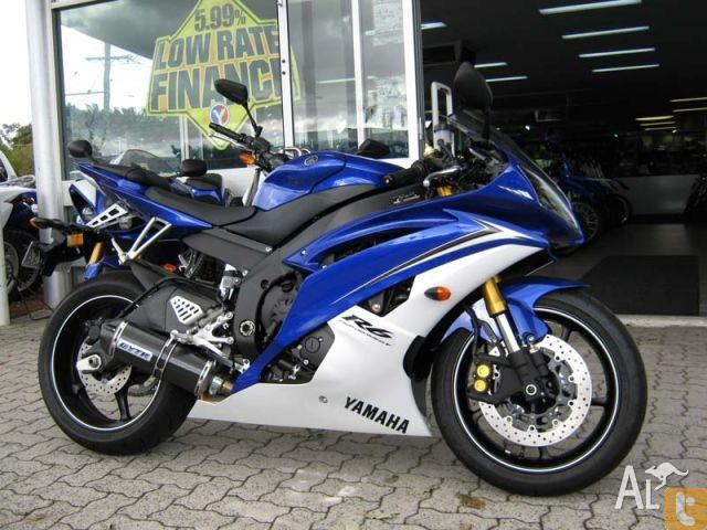 Yamaha yzf r6 600cc 2010 for sale in victoria park for 2010 yamaha r6 for sale