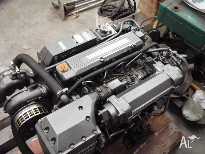 YANMAR 4LH-STE Marine Diesel Engine for Sale in OSBORNE, South