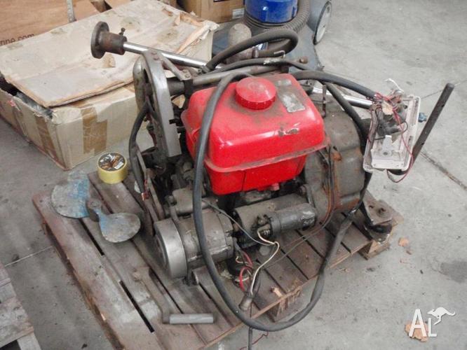 YANMAR YSE-8 Diesel Marine Engine for Sale in OSBORNE, South