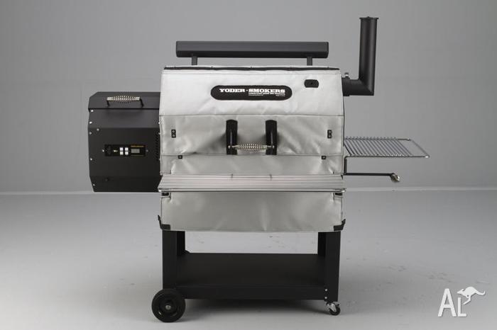 Yoder YS650 BBQ Pellet Smoker/Grill for Sale in GLENROY