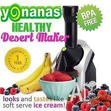 Yonana / Ice fruit maker
