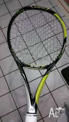 Yonex EZONE Ai 98 racquet, grip 4 1/4, strung