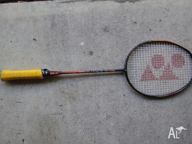 Yonex isometric 90 vf slim badminton racket