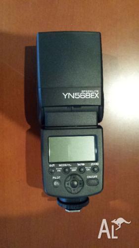 Yongnuo YN-568EX Speedlite Flash for Canon