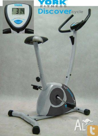 york fitness c201 exercise bike manual
