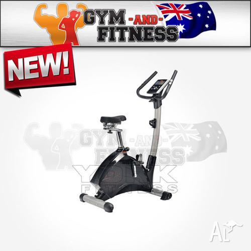 york fitness excel 310 exercise bike 53065 for sale in malvern