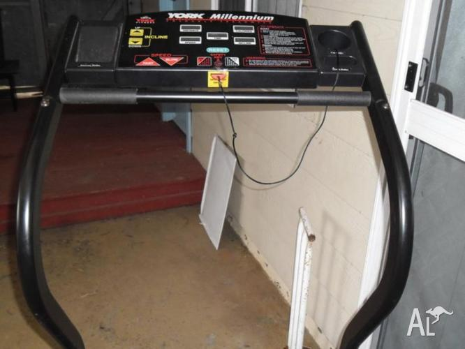 York Millenium Treadmill
