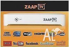 ZAAP TV HD509N - - ARABIC - GREEK - TURKISH - OVER 1200