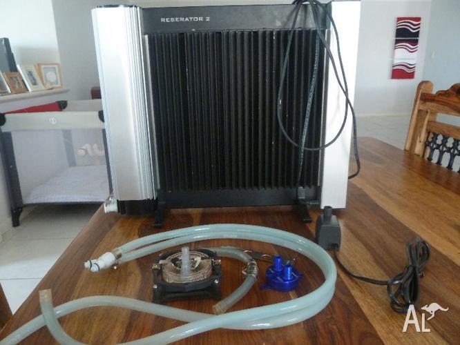 Zalman Reserator 2 PC watercooling setup