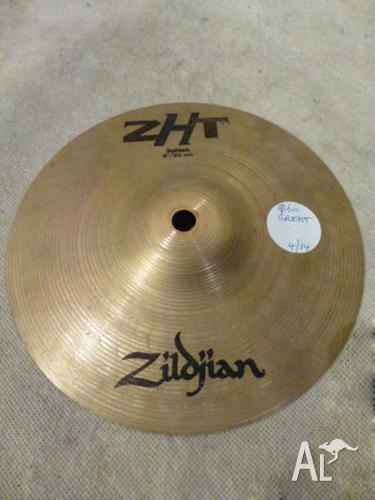 Zildjian ZHT 8in splash