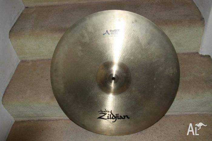 Ziljian - 21 Inch 'Sweet Ride'