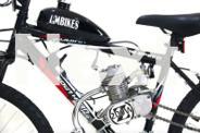 100% Road Legal No Licence Reqd 200W Motorised Bike