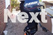 15' Pride Pathfinder with 50 hp 2006 Evinrude E-Tec