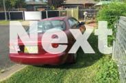 1996 Mazda 323 Convertible