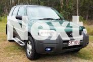 2001 Ford Escape Wagon Auto RWC