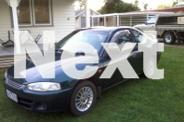 2001 Mitsubishi Lancer Coupe