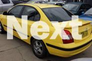 2003 Hyundai Elantra Sedan AUTO LOW KM WITH REGO CHEAP