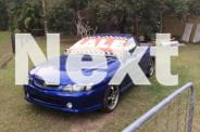 2004 Holden Commodore Ute