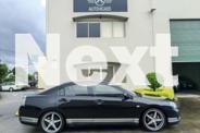 2005 Mitsubishi 380 DB VR-X Black 5 Speed Auto Sports