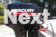 2006 15hp Mercury long shaft
