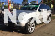 2006 BMW X5 E53 Turbo Diesel Auto Wagon $23990