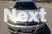 2006 Holden Astra CD Automatic