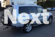 2007 Mitsubishi Pajero Finance Available