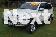 2007 Toyota PRADO GXL TURBO DIESEL 4WD