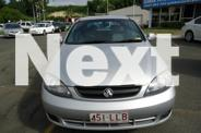 2008 Holden Viva Silver 5 Speed Manual Hatchback