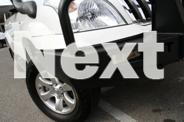 2009 Toyota Landcruiser Prado KDJ120R GXL Powder White