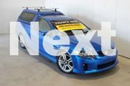 2010 Holden Commodore VE II SS Blue 6 Speed Automatic