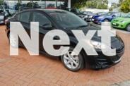 2010 Mazda 3 BL10F1 Maxx Activematic Sport Black 5