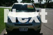 2010 Nissan X-Trail T31 MY10 TS Gold 6 Speed Sports