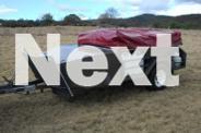 2011 Custom Made Off Road Camper Trailer