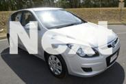 2011 Hyundai i30 Silver Manual Hatchback