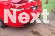 2012 Holden Commodore Sedan ve