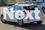 2012 Hyundai i30 GD Active White 6 Speed Manual
