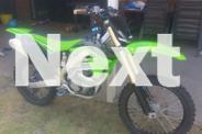 2012 KX 250f
