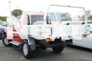 2012 Mitsubishi Triton MN MY12 GLX Double Cab Red 5