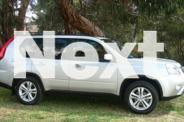 2012 Nissan X-Trail T31 Series V TS Silver 6 Speed