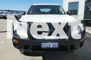 2013 Toyota Landcruiser Prado KDJ150R GX Glacier White