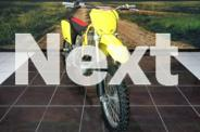 2014 Suzuki RM-Z250 250CC 249cc