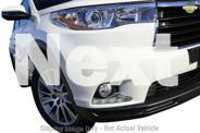 2014 Toyota Kluger GSU50R Grande 2WD Red 6 Speed Sports