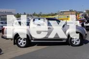 2015 Isuzu D-MAX MY15 LS-U Crew Cab Beige 5 Speed