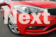 2015 Kia Cerato YD MY16 S Red 6 Speed Sports Automatic
